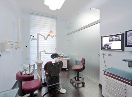 Sala di Unità Protesica