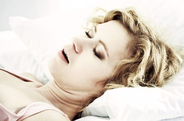 Se fosse la mamma a russare?