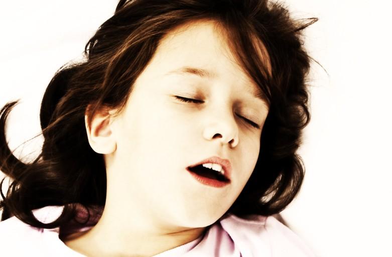 Il russamento nei più giovani